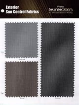 Suntex Solar Screen Examples
